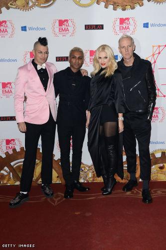 Gwen Stefani Style