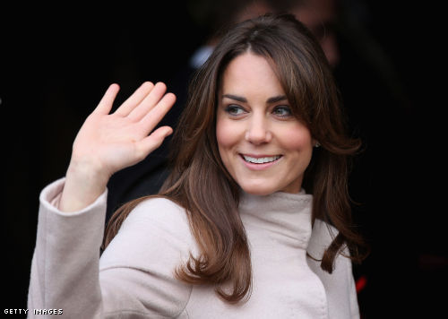 Catherine Duchess of Cambridge Style
