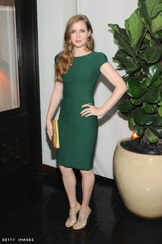 Amy Adams Style