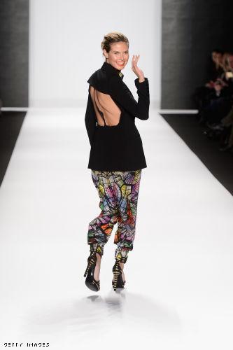 Heidi Klum Style
