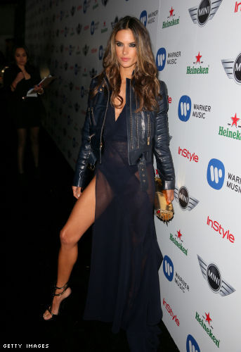 Alessandra Ambrosio Style
