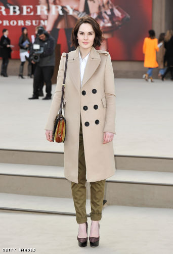 Michelle Dockery Style