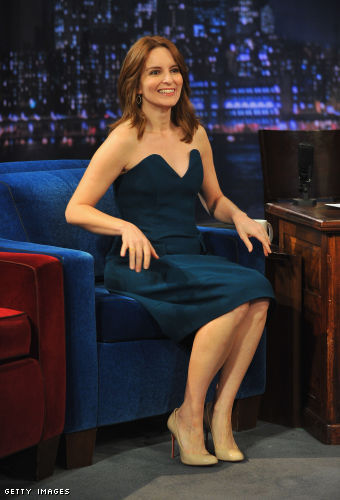 Tina Fey Style