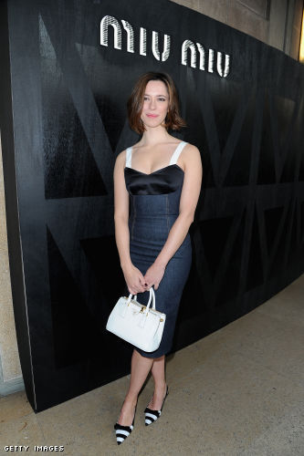 Rebecca Hall Style