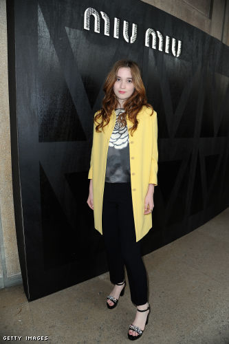 Alice Englert Style