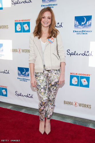 Jayma Mays Style