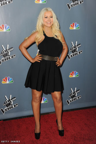 Christina Aguilera Style
