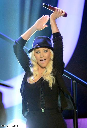 Christina Aguilera Style