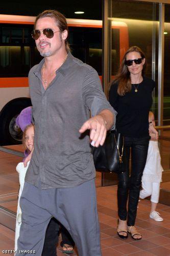 Angelina Jolie Style