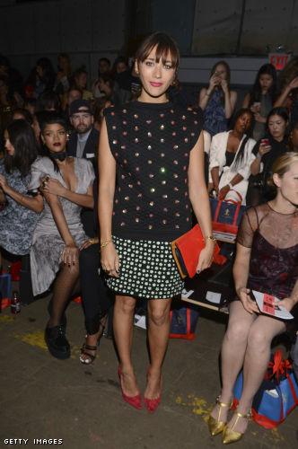 Rashida Jones Style