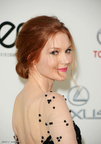 Darby Stanchfield Style
