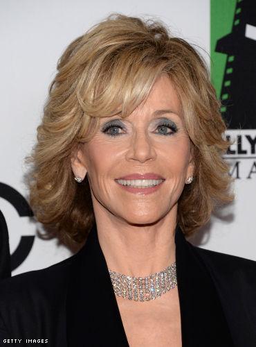 Jane Fonda Style