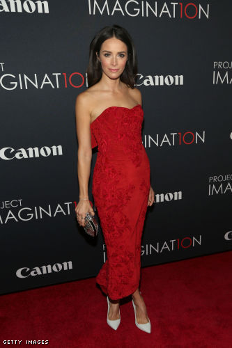 Abigail Spencer Style
