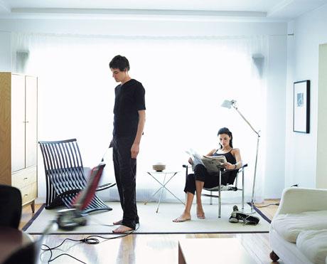 Pulizie di casa: Uomini che fate? • pulizie di casa uomini