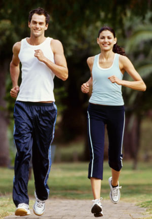 Are You Working Out Hard Enough when you can talk while running?