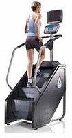 cardio workout stepmill intervals  popsugar fitness