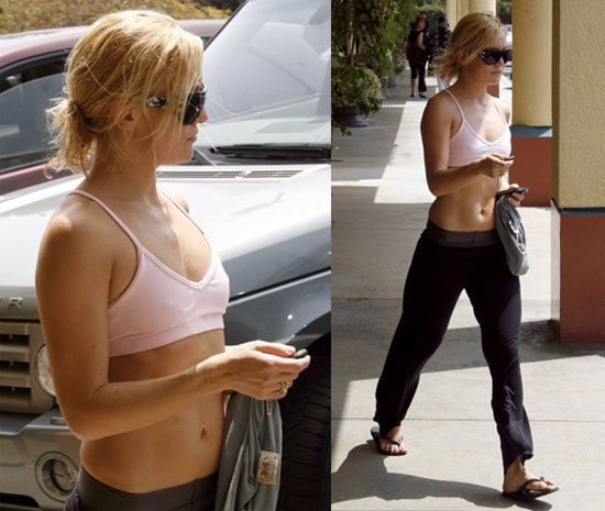how much does kate hudson weigh