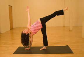 challenge your sense of balance  popsugar fitness